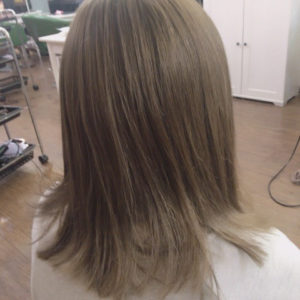 New hair color★