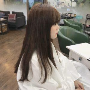 サロンワーク〜バッサリ秋髪〜