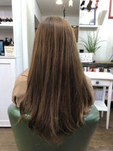【齋藤 裕宣】自分の中で話題沸騰!髪質改善ツヤ髪カラー!