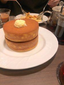 【竹内春奈】パンケーキ〜