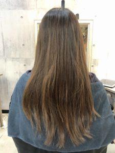 【齋藤 裕宣】髪質改善カラーでツヤツヤのサラサラに!