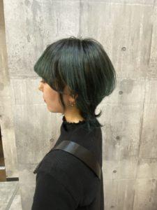 《戸田 希緒菜》New Haircolor