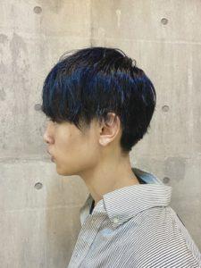 《戸田 希緒菜》友人をカラーリング