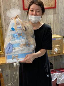 【代表拓さん】 2人目の母誕生!!