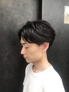 【リカブロ】サロンワーク メンズパーマ