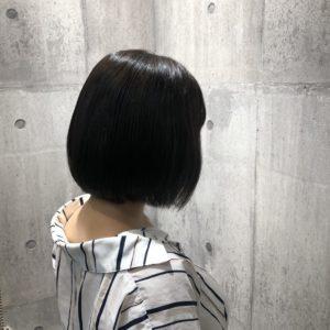 【竹内春奈】カットモデル〜