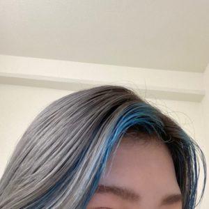 【ヒガミナミ】light blue。