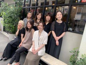 【店長伊藤】女性スタイリストが多い美容院